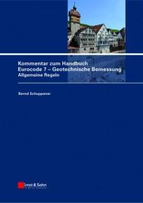Kommentar zum Handbuch Eurocode 7 - Geotechnische Bemessung