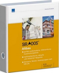 sirAdos Altbau, 2 Bände