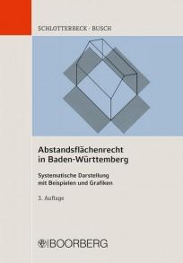 Abstandsflächenrecht in Baden-Württemberg