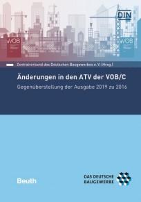 Änderungen in den ATV der VOB/C