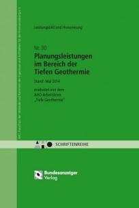 Planungsleistungen im Bereich der Tiefen Geothermie