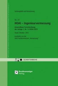 HOAI - Ingenieurvermessung