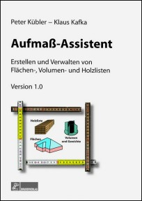 Aufmaß-Assistent. CD-ROM