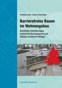 Barrierefreies Bauen im Wohnungsbau