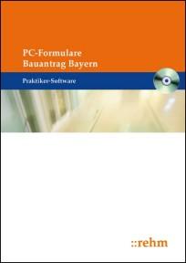 PC-Formulare Bauantrag Bayern. CD-ROM