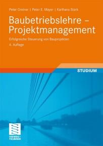 Baubetriebslehre - Projektmanagement