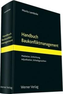 Handbuch Baukonfliktmanagement