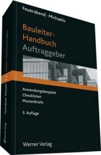 Bauleiter-Handbuch Auftraggeber