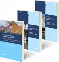 Baulicher Brandschutz im Bestand. Paket 3 Bände