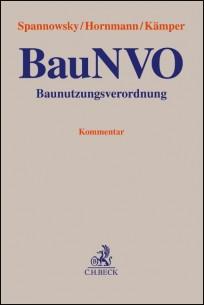 Baunutzungsverordnung: BauNVO Kommentar