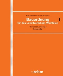 Bauordnung für das Land Nordrhein-Westfalen