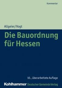 Die Bauordnung für Hessen