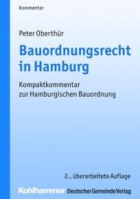 Bauordnungsrecht in Hamburg. Kommentar