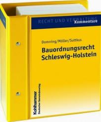 Bauordnungsrecht Schleswig-Holstein. Kommentar