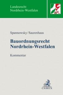Bauordnungsrecht Nordrhein-Westfalen