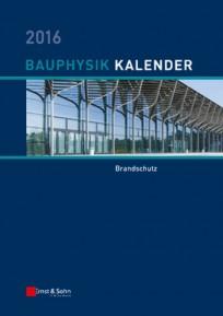 Bauphysik-Kalender 2016