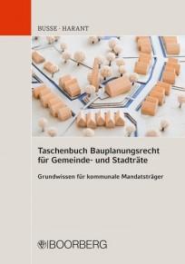 Taschenbuch Bauplanungsrecht für Gemeinde- und Stadträte