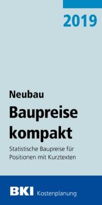 BKI Baupreise kompakt 2019 - Neubau