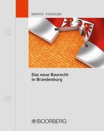 Das neue Baurecht in Brandenburg