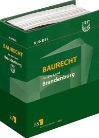Baurecht für das Land Brandenburg