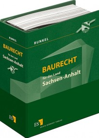 Baurecht für das Land Sachsen-Anhalt