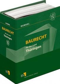 Baurecht für das Land Thüringen