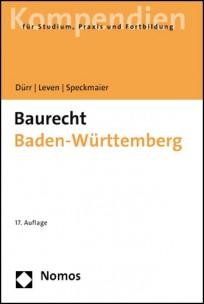 Kompendium Baurecht Baden-Württemberg