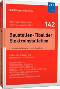 Baustellen-Fibel der Elektroinstallation