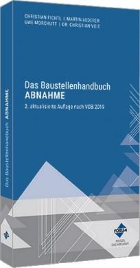 Das Baustellenhandbuch Abnahme