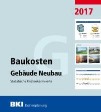 BKI Baukosten Gebäude Neubau 2017