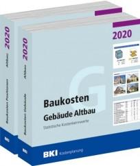 BKI Baukosten 2020 Altbau - Gesamtpaket