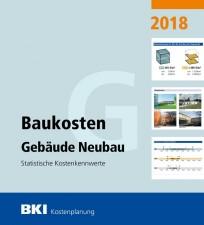 BKI Baukosten Gebäude Neubau 2018