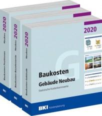 BKI Baukosten Neubau 2020 - Gesamtausgabe