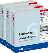 BKI Baukosten Neubau 2017 - Gesamtausgabe