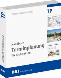 BKI Handbuch Terminplanung für Architekten