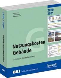 BKI Nutzungskosten Gebäude 2020/2021