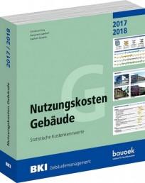 BKI Nutzungskosten Gebäude 2017/2018