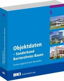 BKI Objektdaten - Sonderband Barrierefreies Bauen