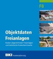 BKI Objektdaten F8. Freianlagen