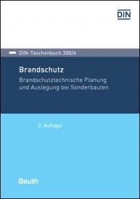 DIN-Taschenbuch 300/6. Brandschutz