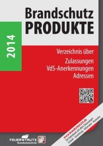Brandschutzprodukte 2014
