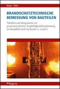 Brandschutztechnische Bemessung von Bauteilen