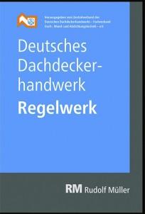 Deutsches Dachdeckerhandwerk - Regelwerk auf DVD