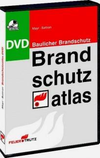 Brandschutzatlas. Baulicher Brandschutz auf DVD