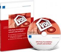 EFB-Preis Formblätter schnell und einfach. CD-ROM