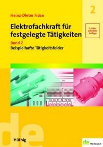 Elektrofachkraft für festgelegte Tätigkeiten, Band 2