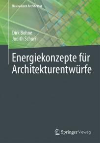 Energiekonzepte für Architekturentwürfe
