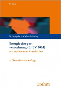 Energieeinsparverordnung (EnEV 2014)