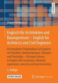 Englisch für Architekten und Bauingenieure - English for Architects and Civil Engineers