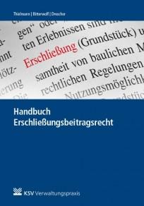 Handbuch Erschließungsbeitragsrecht